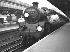 Railways - BR Standard class 4 2-6-4 80145 at East Croydon (Biffo1944) Tags: br railway east 4 264t 80145 standard croydon