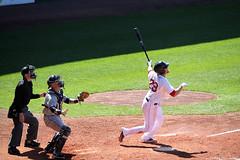 Pawsox_Game_5-5_2_IMG_4286_IMG_4480_RT_s (Michael Lynn Jr) Tags: ri photography rebel michael fly baseball stadium jr pop swing lynn tip t3 miss pawsox mccoy pawtucket 55250mm