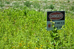 Danger Sign (danospv) Tags: sign danger military restricted militarybase