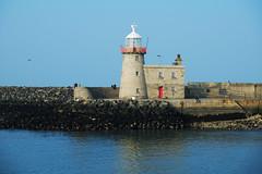 howth harbour lighthouse (zenog) Tags: ireland howth dublin