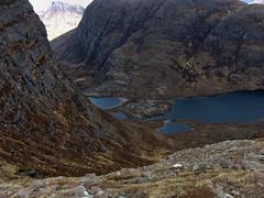 Lochan Tuath (Adrian Fagg) Tags: scotland highlands benmorecoigach