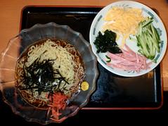 #8492 lunch: noodles () (Nemo's great uncle) Tags:  noodles  food  lunch hidakaya  roppongi  minatoku  tky