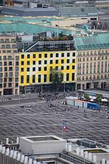 Berlin view (Maria Eklind) Tags: city berlin architecture germany de deutschland view fromabove potsdamerplatz tyskland euorpe memorialtothemurderedjewsofeurope minnesmonument berlinview panormapunkt