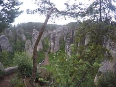 G0443603 (Tom Vymazal) Tags: goprohero4 gopro hero4 hory esk republika rozhledna vyhldka skly skaln msto prachovsk panoramata stezky jn hrad kost trosky cyklovlet pamtky