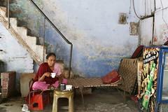 Aunt Jane's Solitary Tea Hour (Mayank Austen Soofi) Tags: home austen tea drawing room delhi chai walla stiarcase ajebn