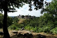 Sainte Suzanne - class l'un des plus beaux villages de France (mchub) Tags: chateau sainte suzanne mayenne pays de loire hx400v