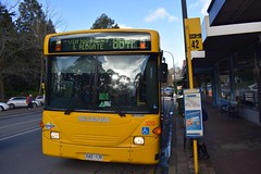 3313-Aldgate-13_07_16 (Lt. Commander Data) Tags: f 864 winter 2016 july australia southaustralia adelaidehills village aldgate bus adelaidemetro cr224l volgren l94ub scania 3313