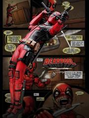 deadpool_005 (siuping1018) Tags: hottoys deadpool marvel photography actionfigures toy canon 5dmarkii 50mm