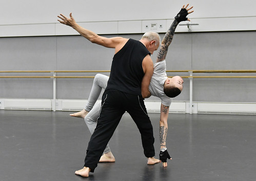 What's it like to take a ballet class when you're blind?