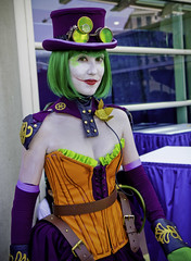 Comic Con 2016: The Joker (Eras Photography) Tags: sdcc sdcc2016 comiccon comiccon2016 sandiegocomiccon cosplay cosplayphotography comiccosplay marvelanddc marvelanddccomics dccomics dc dcthejoker thejokercosplay crossplay