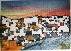 Stadt Baden (Leonisha) Tags: puzzle jigsawpuzzle unfinished