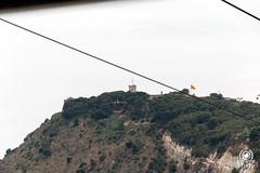 Castell de Montjuc (andrea.prave) Tags: barcellona catalogna spagna espana catalua catalonha reinodeespaa espaa hispania spain catalunya spanien espagne telefericadelporto teleferica telefricodelpuerto telefrico telefricdelport telefric port carlesbugas miramar montjuc montjuic portvell panorama castelldemontjuc