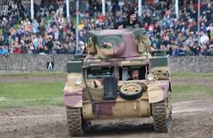 Stuart M3A1 'Clementine', TankFest, Bovington, Dorset (Kev Slade Too) Tags: stuart m3a1 clementine armour tank tankfest bovington dorset