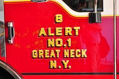 Alert Fire Company Engine 828 (Triborough) Tags: ny newyork nassaucounty greatneck afc afc1 alerfirecompany alertfirecompanyno1 firetruck fireengine engine engine828 pierce velocity