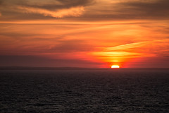 Saltwater Sunset (langdon10) Tags: atsea atlanticocean cabotstrait canada canon70d capebretonisland shoreline sunset