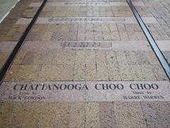Chattanooga Choo-Choo Walkway (Joey Hinton) Tags: olympus omd em1 chattanooga tennessee aquarium mft m43 microfourthirds 12mm f20 choochoo