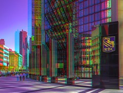Royal Bank Plaza, Toronto 3-D ::: HDR/Raw Anaglyph Stereoscopy (Stereotron) Tags: toronto to tdot hogtown thequeencity thebigsmoke torontonian downtown financialdistrict architecture contemporary modern streetphotography urban citylife north america canada province ontario anaglyph anaglyph3d redcyan redgreen optimized anaglyphic anabuilder 3d 3dphoto 3dstereo 3rddimension spatial stereo stereo3d stereophoto stereophotography stereoscopic stereoscopy stereotron threedimensional stereoview stereophotomaker stereophotograph 3dpicture 3dglasses 3dimage twin canon eos 550d yongnuo radio transmitter remote control synchron in synch kitlens 1855mm tonemapping hdr hdri raw