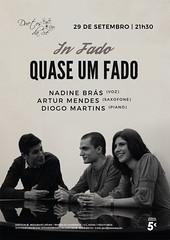 CONCERTO IN FADO Duetos da S - QUINTA-FEIRA 29 SETEMBRO 2016 - 21h30 - NADINE BRS - QUASE UM FADO (Duetos da S) Tags: concertoinfadoduetosdasquintafeira29setembro201621h30nadinebrsquaseumfado duetosdas nadinebrs arturmendes diogomartins fado fados fadista fadosongs fadomusic fadosinger portuguesesongs portuguesemusic lisbonsong canodelisboa worldmusic