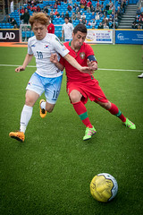 Homeless World Cup 2016, George Square, Glasgow, Scotland - 12 July 2016 (Homeless World Cup Official) Tags: hwc2016 homelessworldcup aballcanchangetheworld thisgameisreal streetsoccer glasgow soccer southkorea portugal scotland