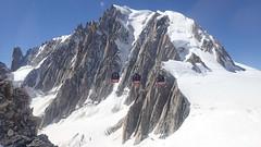 12_Mont-Blanc Panoramic to Helbronnee (Nick Ham100) Tags: chamonix aiguilledumidi utmb