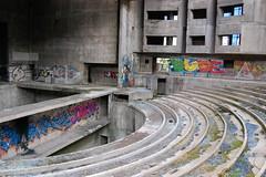 DSC_0177 (sahraguate) Tags: niki montenegro crnagora domrevolucije abandoned
