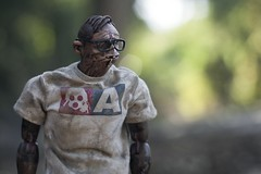 Be who you are (wadetaylor) Tags: 3a threea custom threeacustom ashleywood zomb zombie adventurekartel onesixth tattoo