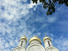 The Cathedral  of  St .  Catherine. Pushkin. St.Peterburg. (presteza777) Tags: pushkin cathedral stpeterburg russia       architecture