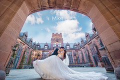 Pre-Wedding Photo at Princeton (Mike Photo Studio) Tags: mike juin mike    princeton  usa engagement wedding