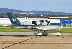 0803 (dannytanner804) Tags: owner flight training adelaide aircraft socata tb10 tobago reg vhyts cn 1601 parafield airport sa australia airportcodeyppf date692016