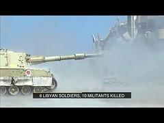 6 Libyan Soldiers, 10 Militants killed in the fight to recapture Sirte, Libya (WorldIsOneNews) Tags: 6 libyan soldiers 10 militants killed fight recapture sirte libya