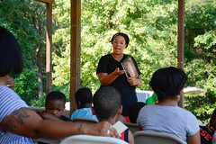 Resourceful_Communities_Sandhills_Heritage_Family_Association_2016_NC_(c)_Olivia_Jackson_3 (Resourceful Communities) Tags: children class dentistry discussion education farm food fresh fruit groups learning local market northcarolina organic outdoors produce programs sandhills springlake summer volunteers youth
