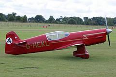 Mew Gull G-HEKL (MUSTANG_P51) Tags: mew gull ghekl oldwarden shuttleworth
