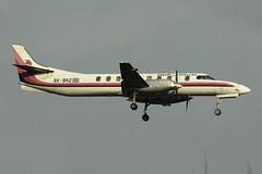 SX-BKZ | Fairchild Swearingen SA227AC Metro III | Swift Air Hellas (cv880m) Tags: athens greece ath lgav eleftherios venizelos aia sxbkz swearingen fairchild metroliner sa226 sa227 metroiii swiftair swiftairhellas hellas turboprop freighter aircargo