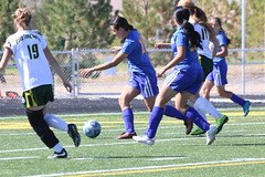 09-24-16 Girls JV Soccer v Battle Mountain By Ron Espinola (thelowrybrand) Tags: lowry soccer lowryhighschool thebrand lowrysoccer thelowrybrand