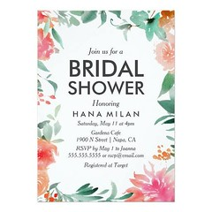 (Watercolor Modern Bridal Shower Invitation) #Black, #Bridal, #Classic, #Color, #Elegant, #Floral, #Flowers, #Gold, #Modern, #Party, #Pink, #Roses, #Shower, #Spring, #Trendy, #Vintage, #Water, #Watercolor, #WatercolorBridalShower, #Wedding, #Whimsical is (CustomWeddingInvitations) Tags: watercolor modern bridal shower invitation black classic color elegant floral flowers gold party pink roses spring trendy vintage water watercolorbridalshower wedding whimsical is available custom unique invitations store httpcustomweddinginvitationsringscakegownsanniversaryreceptionflowersgiftdressesshoesclothingaccessoriesinvitationsbinauralbeatsbrainwaveentrainmentcomwatercolormodernbridalshowerinvitation weddinginvitation weddinginvitations