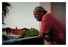 """This is the life for me ! (CJS*64 """"Man with a camera"""") Tags: portrait person selfi colour nikon nikkorlens nikkor nikond7000 dslr d7000 cjs64 craigsunter cjs relax relaxed chillin chilled spain menorca thoughts thoughtful"""