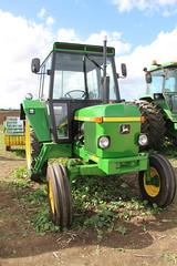 IMG_2333 (lesleydoubleday) Tags: langar farming farmmachinery johndeere johndeere50thcelebration tractor