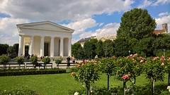 Vienna (heytampa) Tags: vienna austria volksgarten garden park greektemple flowers