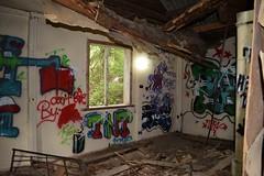 DSC_2550 (Unknown Explorer from Finland) Tags: hyltty vanha omakotitalo kirkkonummi urbanexploration abandoned