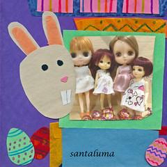Feliz Páscoa Amigas e Amigos!!