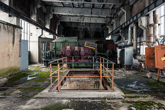 top floor (CmdrCord) Tags: plant abandoned industry power decay kraftwerk derelict gros verlassen dismantled verfallen