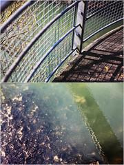 (Jonathan Minto) Tags: bridge blue sky sun colour reflection water river lens landscape rocks dof stones ripple depthoffield riverbed ripples 18 shallowdof canon50mmef canon5dmkii