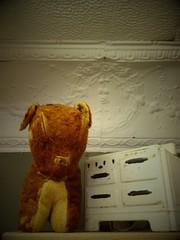 (J.G. Park) Tags: old stuffedtoy vintage tile tin creepy worn antiques antiquestore eyeless antiqueshop vintagetoy tinceiling antiquetoys threadbare 2013 toyoven flickriosapp:filter=nofilter uploaded:by=flickrmobilematteboxmbxw5239e53s53g48v68o5074c4mattebox