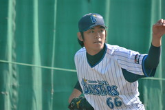 DSC_6152 (mechiko) Tags: 王溢正 横浜denaベイスターズ