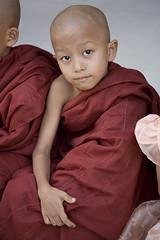little buddhist monk (AsianInsights) Tags: boy tourism temple gold pagoda spring asia southeastasia child shwedagon yangon burma religion belief monk buddhism monks april myanmar prayers famoussites 2013 famoustemple famouspagoda