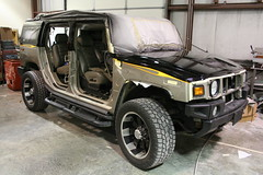 """2003 Hummer • <a style=""""font-size:0.8em;"""" href=""""http://www.flickr.com/photos/85572005@N00/8643592452/"""" target=""""_blank"""">View on Flickr</a>"""