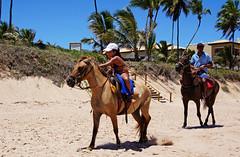 Cavalo (Arimm) Tags: horse beach stairs child ride cap arimm nexc3