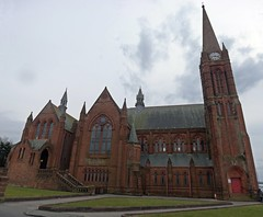 St. Columba's Stitched & Cloned (Bricheno) Tags: church scotland sandstone escocia szkocja schottland largs scozia écosse stcolumba churchofscotland 蘇格蘭 escòcia stcolumbasparishchurch σκωτία स्कॉटलैंड bricheno scoția