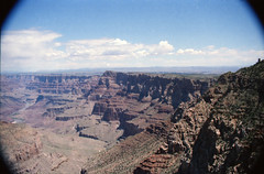 Grand Canyon steep-sided canyon carved by the Colorado River in the U.S. state of Arizona in North America 1987 109 (photographer695) Tags: grand canyon steepsided carved by colorado river us state arizona north america 1987