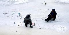 fishermen on the Neva River (Valeria Deda Perli) Tags: st river fishermen petersburg neva